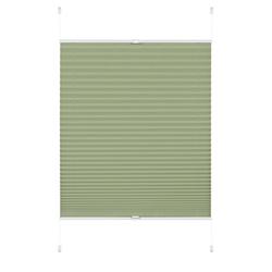 Plissee EASYFIX Plissee Greta mintgrün 90 x, GARDINIA