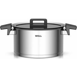 WOLL Kochtopf Concept, Edelstahl 18/10, (1-tlg) 5,9 l - Ø 24 cm x 13 cm