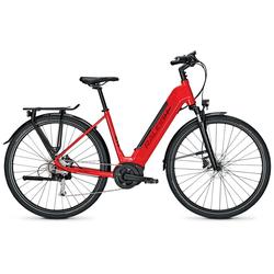 Raleigh E-Bike Kent 9, 9 Gang Shimano Alivio Schaltwerk, Kettenschaltung, Mittelmotor 250 W 43 cm