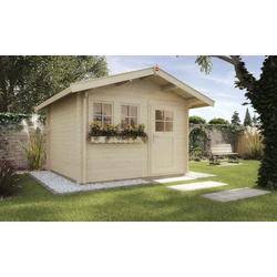 WEKA Gartenhaus 139 Gr.3, 45 mm, V20