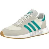 adidas Marathon Tech off white/glow green 44 2/3