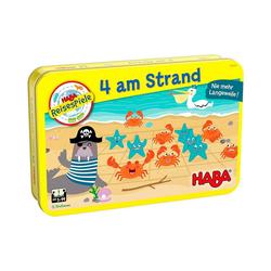 Haba Lernspielzeug 4 am Strand