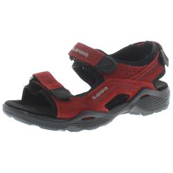 Lowa DURALTO LE WS Rot Damen Outdoor-Sandale, Grösse: 40 (6.5 UK)