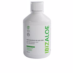 IBIZALOE jugo ecológico de Aloe Vera 99.98% 500 ml