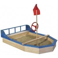 GASPO Sandkasten Piratenboot