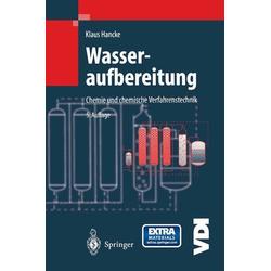 Wasseraufbereitung: eBook von Klaus Hancke