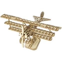 Flugzeug Lasercut Holzbausatz