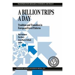 A Billion Trips a Day als Buch von