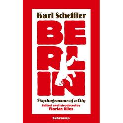 Berlin: Buch von Karl Scheffler