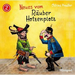 Der Räuber Hotzenplotz - CD 4
