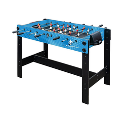 Carromco Kickertisch CARROMCO TISCHFUSSBALL BLUE-LEVEL-XT