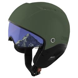 OSBE Ski-Helm Majic II military green photochrom
