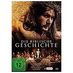 Die Biblische Geschichte - DVD  Filme