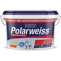 SCHÖNER WOHNEN Polarweiss 2,5 l matt