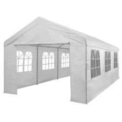 Deuba Partyzelt, Einfach und schnell Aufzubauen
