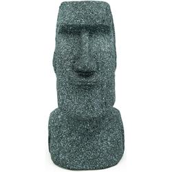 NOOR LIVING Gartenfigur Osterinsel Skulptur Moai Kopf S, (1 St)