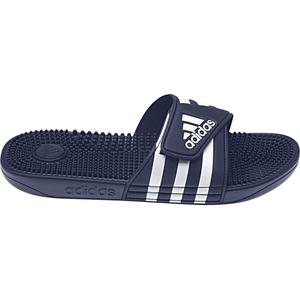 adidas Adissage Slipper Herren blau UK 13 | EU 46 2/3 2021 Badeschuhe & Sandalen blau UK 13 | EU 46 2/3