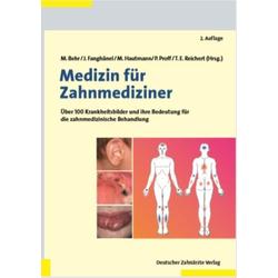 Medizin für Zahnmediziner: Buch von