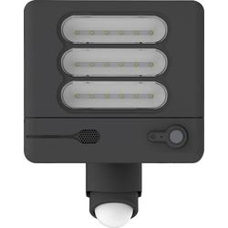 Lutec ESA 6255-CAM GR WLAN IP Überwachungskamera 1280 x 720 Pixel