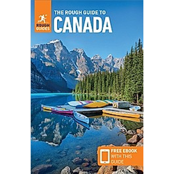 The Rough Guide to Canada. Rough Guides  - Buch