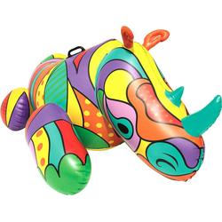 Bestway Schwimmtier Schwimmtier Pop Rhino, 201 x 102 cm