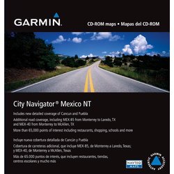 City Navigator NT - Mexiko City