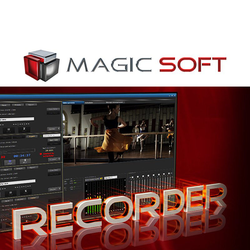 MagicSoft Recorder Web Browser Remote