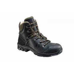 Santos GaLa Stuck S3 Halbhoher Schuh Farbe olivgrün-schwarz