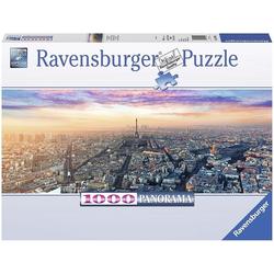Ravensburger Puzzle Ravensburger 15089 Paris Im Morgenglanz Puzzle 1000 Teile, Puzzleteile