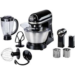 AEG KM 3300 Küchenmaschine 800W Schwarz