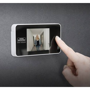 Burg Wächter Door eGuard DG 8100 Door eGuard DG 8100 Digitaler Türspion mit TFT-Display 8.13cm 3.2