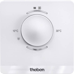 Theben KNX 4800480 Thermostat LUXORliving R718