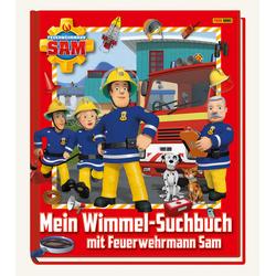 Feuerwehrmann Sam: Mein Wimmel-Suchbuch mit Feuerwehrmann Sam als Buch von