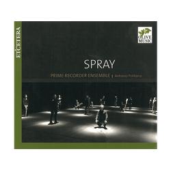 Prime Recorder Ensemble - Spray (CD)