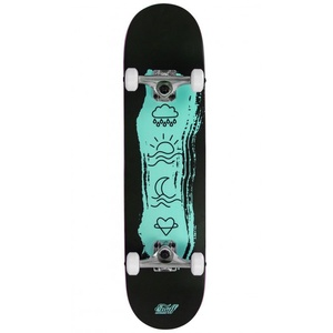 ENUFF ICON Skateboard2021 green