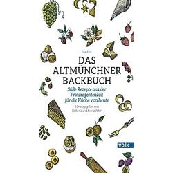 Das Altmünchner Backbuch