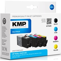 KMP H176VX kompatibel zu HP 903XL CMYK (1756,0005)