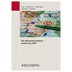 Die Einkommensteuererklärung 2018 - Buch