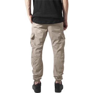 Urban Classics Herren Cargo Jogging Pants Hose, sand, 5XL