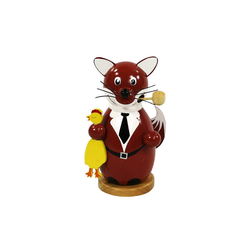 SIGRO Räuchermännchen Räucherfigur Fuchs