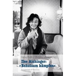 Ilse Aichinger als Buch von