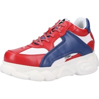 red-blue/ white, 38