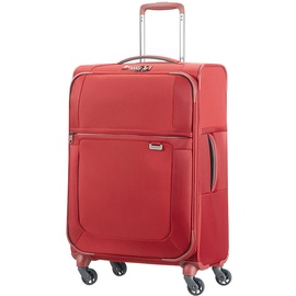 Samsonite Uplite 4-Rollen 67 cm / 70,5-79,5 l red