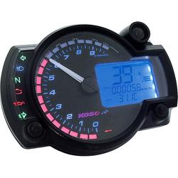 Koso Digital-Cockpit RX2N 20.000 UPM