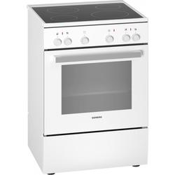Siemens iQ100 HK5P00020 Elektroherd freistehend weiß