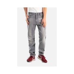 Hosen REELL - Barfly Grey (140) Größe: 32/32