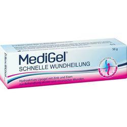 MediGel Schnelle Wundheilung