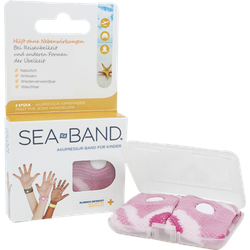 SEA-BAND Akupressurband für Kinder 2 St