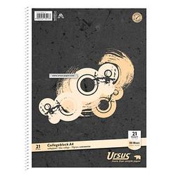 10 Ursus Collegeblöcke   DIN A4 liniert