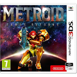 Metroid Samus Returns - 3DS [EU Version]